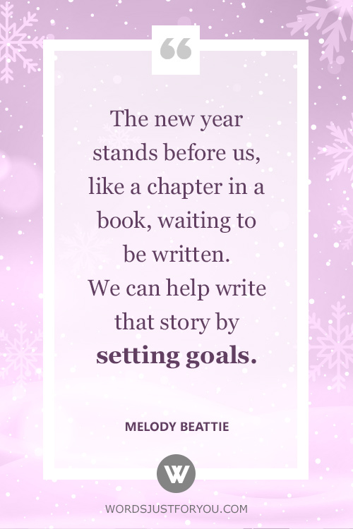 New Year Quote by Melody Beattie